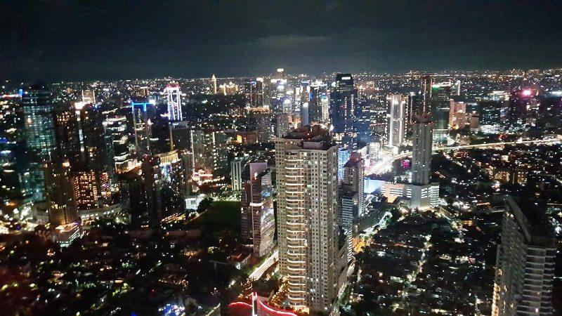 Џакарта пред Нову годину