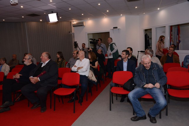 Уручене награде Савеза новинара Србије и Црне Горе за животно дело