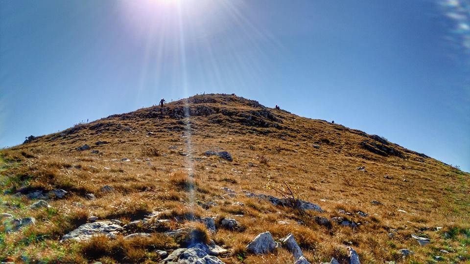 Планинари из Ресаве на Ртњу