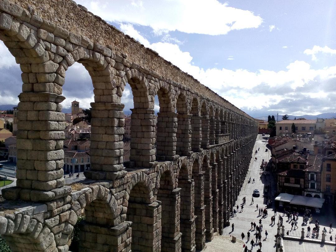 Аквадукт у Сеговији