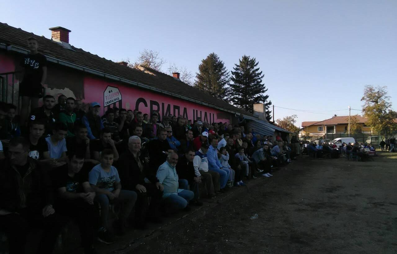 Ветерани Црвене звезде у гостима Радничком